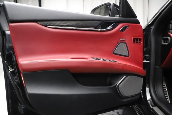 Used 2018 Maserati Quattroporte S Q4 GranSport for sale $67,900 at Pagani of Greenwich in Greenwich CT 06830 17