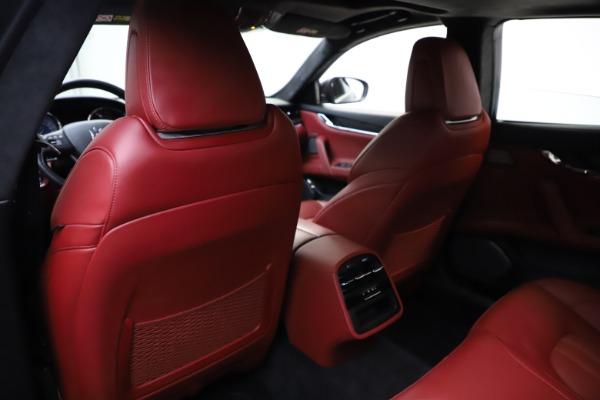 Used 2018 Maserati Quattroporte S Q4 GranSport for sale $67,900 at Pagani of Greenwich in Greenwich CT 06830 20