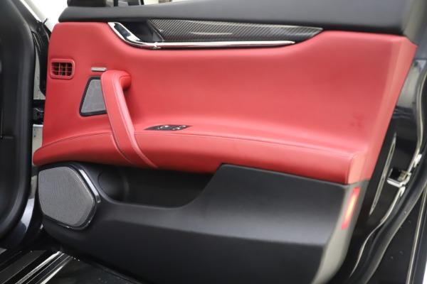 Used 2018 Maserati Quattroporte S Q4 GranSport for sale $67,900 at Pagani of Greenwich in Greenwich CT 06830 25