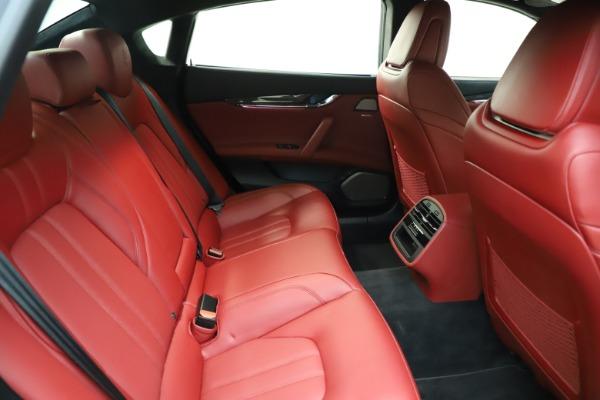 Used 2018 Maserati Quattroporte S Q4 GranSport for sale $67,900 at Pagani of Greenwich in Greenwich CT 06830 27