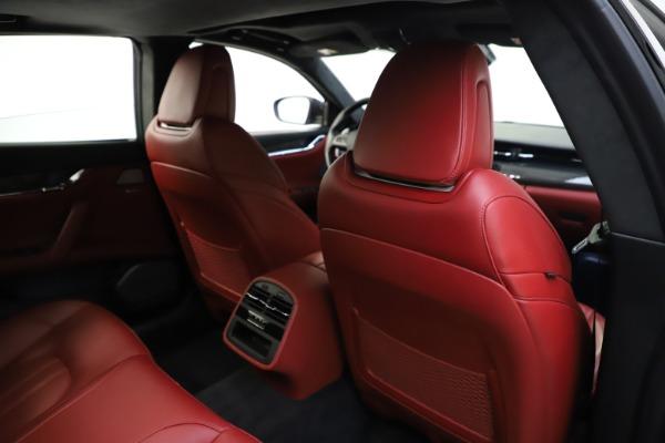 Used 2018 Maserati Quattroporte S Q4 GranSport for sale $67,900 at Pagani of Greenwich in Greenwich CT 06830 28