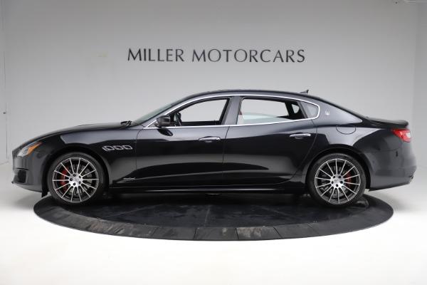 Used 2018 Maserati Quattroporte S Q4 GranSport for sale $67,900 at Pagani of Greenwich in Greenwich CT 06830 3