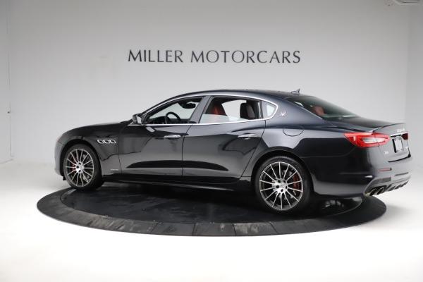 Used 2018 Maserati Quattroporte S Q4 GranSport for sale $67,900 at Pagani of Greenwich in Greenwich CT 06830 4