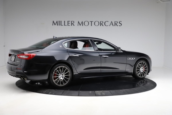 Used 2018 Maserati Quattroporte S Q4 GranSport for sale $67,900 at Pagani of Greenwich in Greenwich CT 06830 8