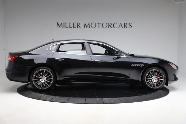 Used 2018 Maserati Quattroporte S Q4 GranSport for sale $67,900 at Pagani of Greenwich in Greenwich CT 06830 9