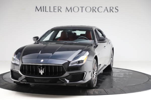 Used 2018 Maserati Quattroporte S Q4 GranSport for sale $67,900 at Pagani of Greenwich in Greenwich CT 06830 1