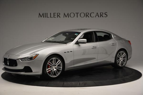 New 2016 Maserati Ghibli S Q4 for sale Sold at Pagani of Greenwich in Greenwich CT 06830 2