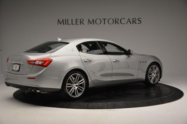 New 2016 Maserati Ghibli S Q4 for sale Sold at Pagani of Greenwich in Greenwich CT 06830 8