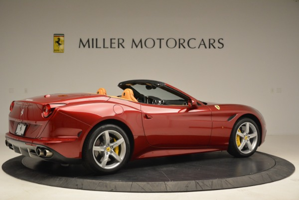 Used 2015 Ferrari California T for sale Sold at Pagani of Greenwich in Greenwich CT 06830 8