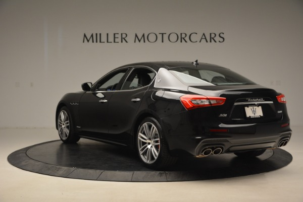 New 2018 Maserati Ghibli S Q4 Gransport for sale Sold at Pagani of Greenwich in Greenwich CT 06830 5