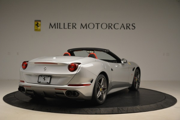 Used 2017 Ferrari California T Handling Speciale for sale Sold at Pagani of Greenwich in Greenwich CT 06830 7