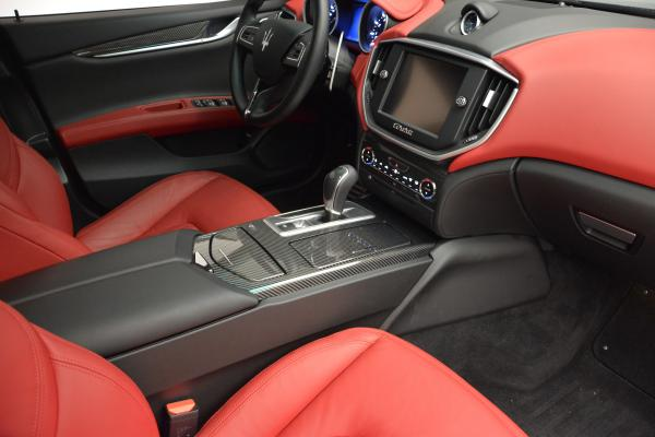 New 2016 Maserati Ghibli S Q4 for sale Sold at Pagani of Greenwich in Greenwich CT 06830 20