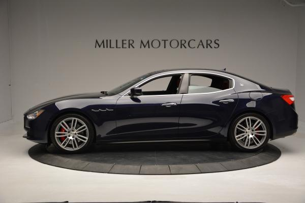 New 2016 Maserati Ghibli S Q4 for sale Sold at Pagani of Greenwich in Greenwich CT 06830 3