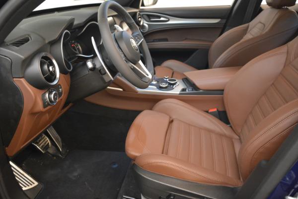 New 2018 Alfa Romeo Stelvio Ti Sport Q4 for sale Sold at Pagani of Greenwich in Greenwich CT 06830 14