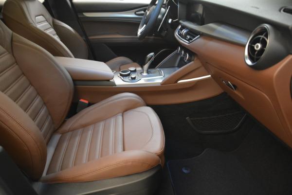 New 2018 Alfa Romeo Stelvio Ti Sport Q4 for sale Sold at Pagani of Greenwich in Greenwich CT 06830 20