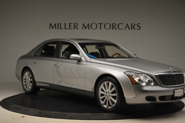 Used 2004 Maybach 57 for sale Sold at Pagani of Greenwich in Greenwich CT 06830 10