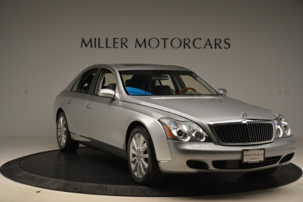 Used 2004 Maybach 57 for sale Sold at Pagani of Greenwich in Greenwich CT 06830 11