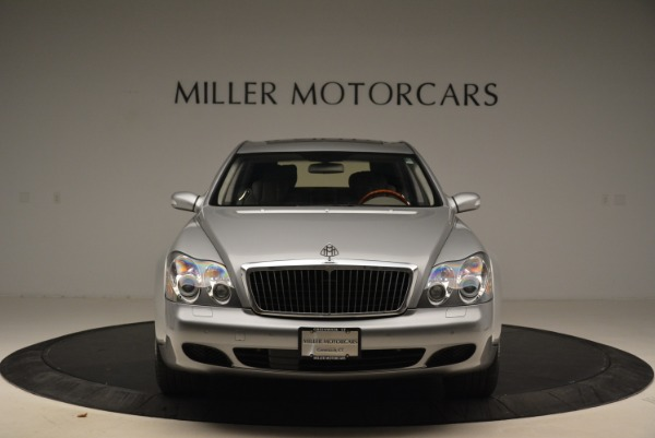 Used 2004 Maybach 57 for sale Sold at Pagani of Greenwich in Greenwich CT 06830 12