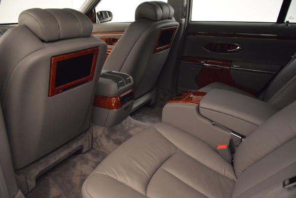 Used 2004 Maybach 57 for sale Sold at Pagani of Greenwich in Greenwich CT 06830 19