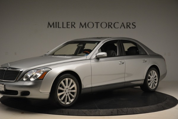 Used 2004 Maybach 57 for sale Sold at Pagani of Greenwich in Greenwich CT 06830 2