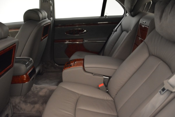 Used 2004 Maybach 57 for sale Sold at Pagani of Greenwich in Greenwich CT 06830 20