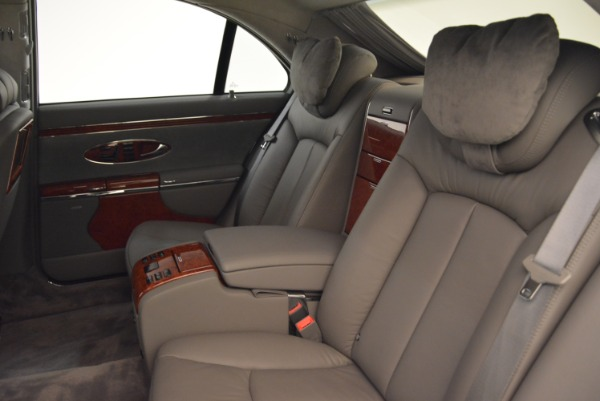 Used 2004 Maybach 57 for sale Sold at Pagani of Greenwich in Greenwich CT 06830 21