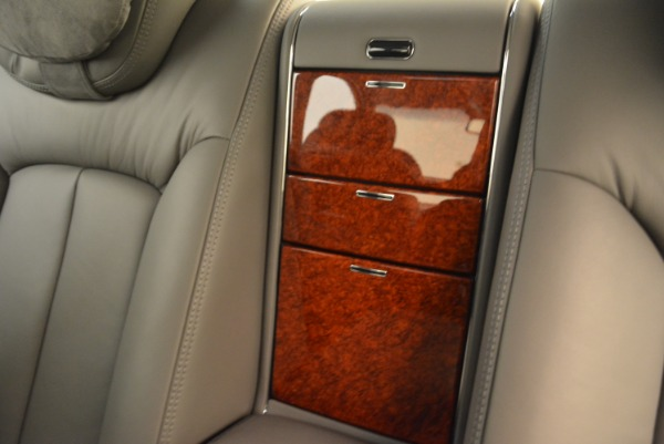 Used 2004 Maybach 57 for sale Sold at Pagani of Greenwich in Greenwich CT 06830 24