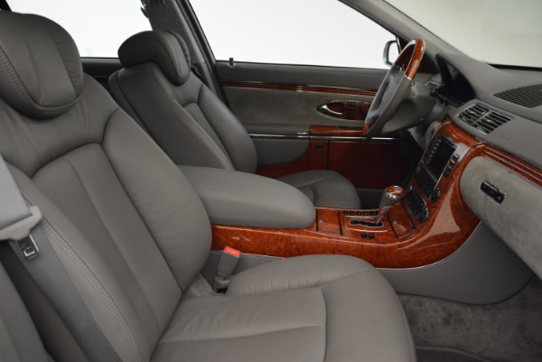 Used 2004 Maybach 57 for sale Sold at Pagani of Greenwich in Greenwich CT 06830 27