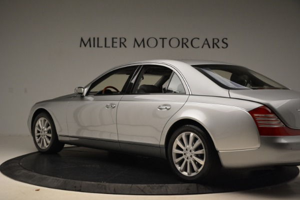 Used 2004 Maybach 57 for sale Sold at Pagani of Greenwich in Greenwich CT 06830 4