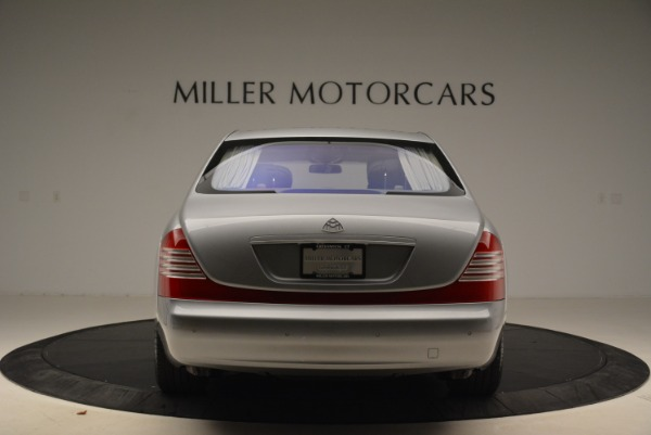 Used 2004 Maybach 57 for sale Sold at Pagani of Greenwich in Greenwich CT 06830 6