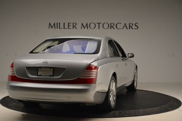 Used 2004 Maybach 57 for sale Sold at Pagani of Greenwich in Greenwich CT 06830 7