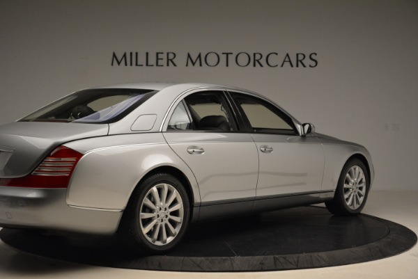 Used 2004 Maybach 57 for sale Sold at Pagani of Greenwich in Greenwich CT 06830 8