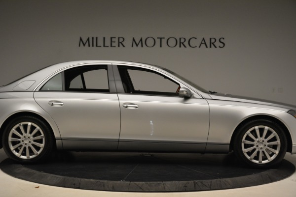 Used 2004 Maybach 57 for sale Sold at Pagani of Greenwich in Greenwich CT 06830 9