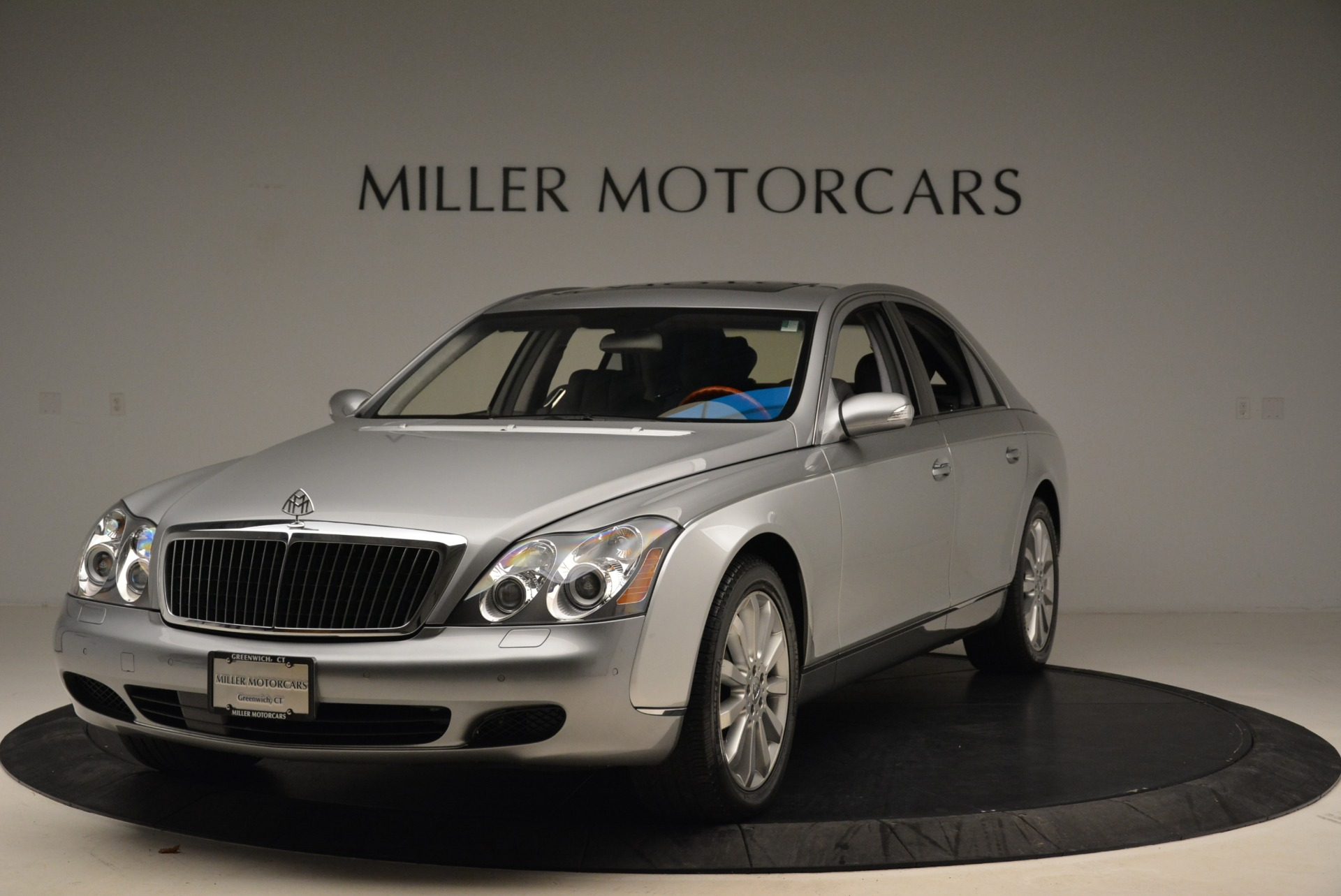Used 2004 Maybach 57 for sale Sold at Pagani of Greenwich in Greenwich CT 06830 1