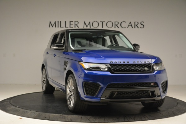 Used 2015 Land Rover Range Rover Sport SVR for sale Sold at Pagani of Greenwich in Greenwich CT 06830 11