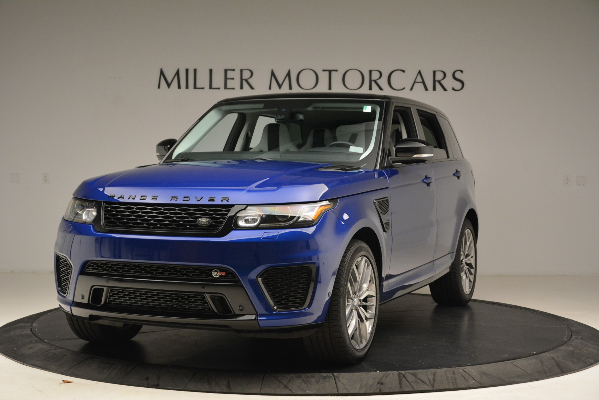 Used 2015 Land Rover Range Rover Sport SVR for sale Sold at Pagani of Greenwich in Greenwich CT 06830 1
