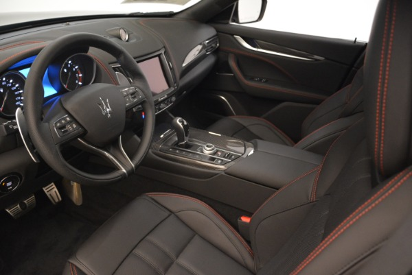 New 2018 Maserati Levante Q4 GranSport for sale Sold at Pagani of Greenwich in Greenwich CT 06830 13