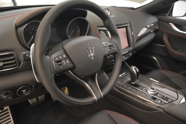New 2018 Maserati Levante Q4 GranSport for sale Sold at Pagani of Greenwich in Greenwich CT 06830 16