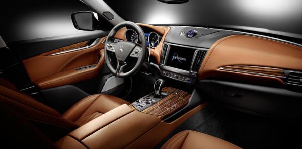 New 2017 Maserati Levante for sale Sold at Pagani of Greenwich in Greenwich CT 06830 7