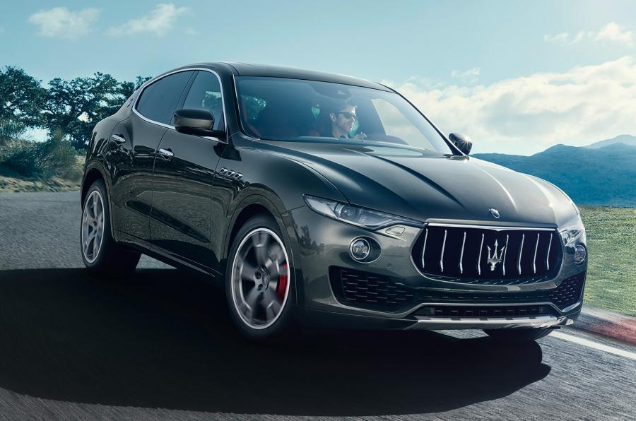New 2017 Maserati Levante for sale Sold at Pagani of Greenwich in Greenwich CT 06830 1