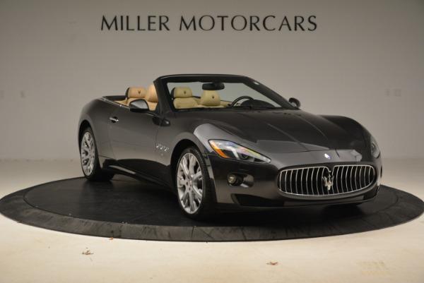Used 2013 Maserati GranTurismo Convertible for sale Sold at Pagani of Greenwich in Greenwich CT 06830 11
