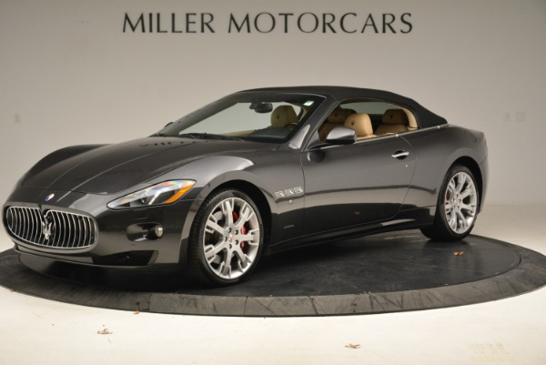 Used 2013 Maserati GranTurismo Convertible for sale Sold at Pagani of Greenwich in Greenwich CT 06830 14