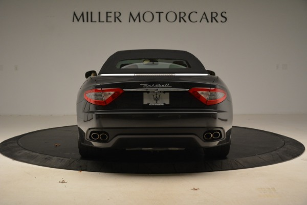 Used 2013 Maserati GranTurismo Convertible for sale Sold at Pagani of Greenwich in Greenwich CT 06830 18