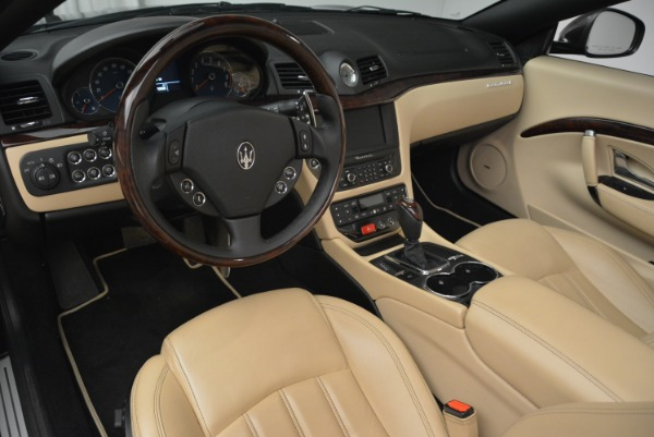 Used 2013 Maserati GranTurismo Convertible for sale Sold at Pagani of Greenwich in Greenwich CT 06830 25