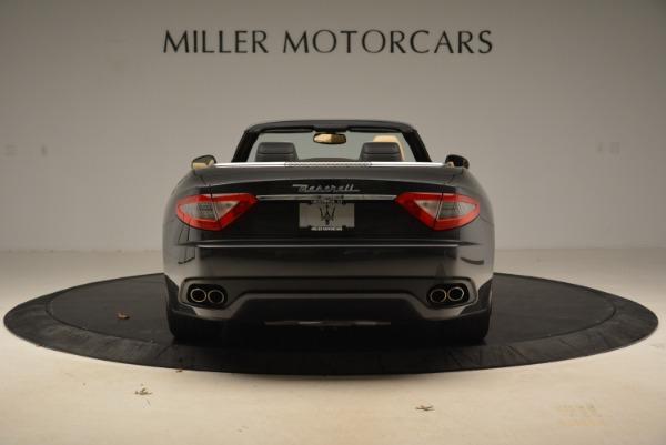 Used 2013 Maserati GranTurismo Convertible for sale Sold at Pagani of Greenwich in Greenwich CT 06830 6