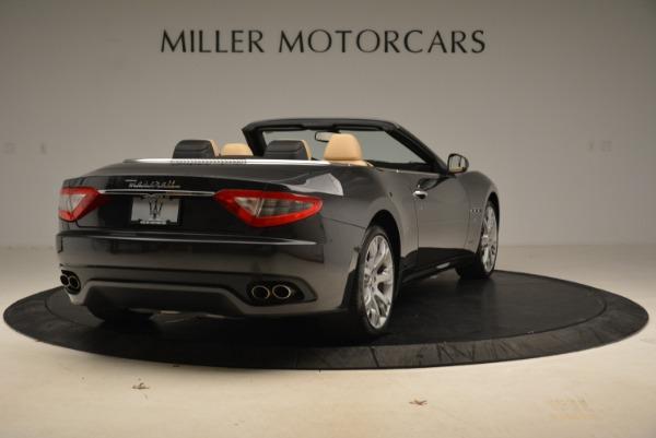 Used 2013 Maserati GranTurismo Convertible for sale Sold at Pagani of Greenwich in Greenwich CT 06830 7