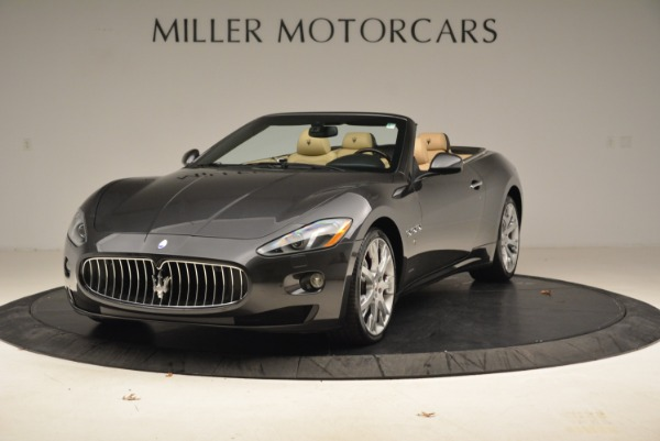 Used 2013 Maserati GranTurismo Convertible for sale Sold at Pagani of Greenwich in Greenwich CT 06830 1