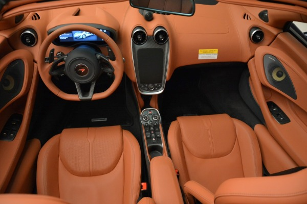 New 2018 McLaren 570S Spider for sale Sold at Pagani of Greenwich in Greenwich CT 06830 28