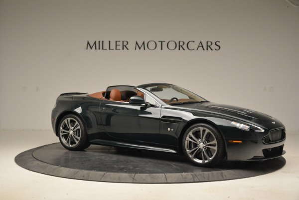 Used 2017 Aston Martin V12 Vantage S Roadster for sale Sold at Pagani of Greenwich in Greenwich CT 06830 10