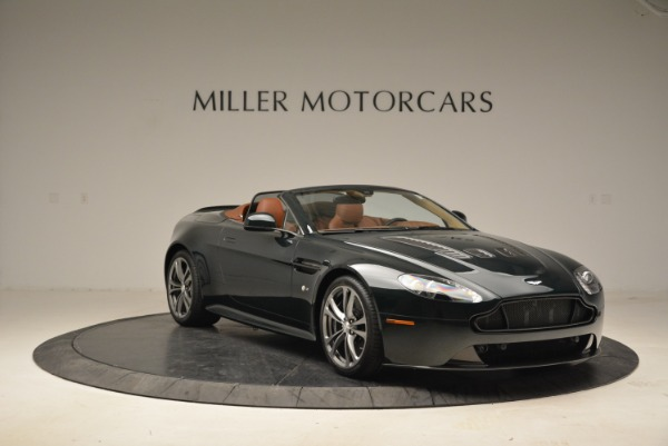 Used 2017 Aston Martin V12 Vantage S Roadster for sale Sold at Pagani of Greenwich in Greenwich CT 06830 11